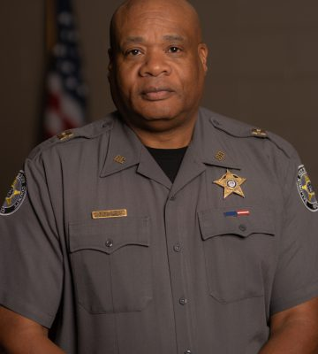 Jail Administrator Captain Robert Adams