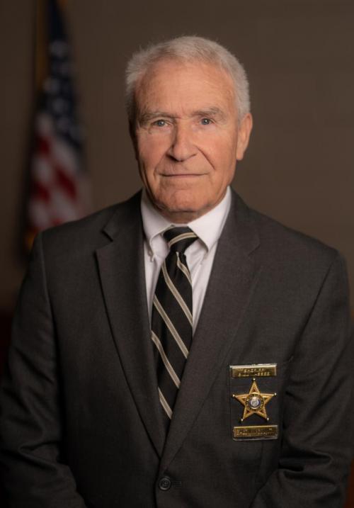 Sheriff William Massee Jr